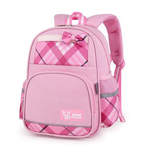 Wind Took Kids Backpack Children's Backpack Little Kids School Bag for Boys Girls