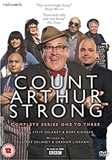 Count Arthur Strong - Complete Series One To Three