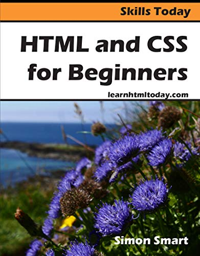 HTML and CSS for Beginners (Skills Today Book 2)