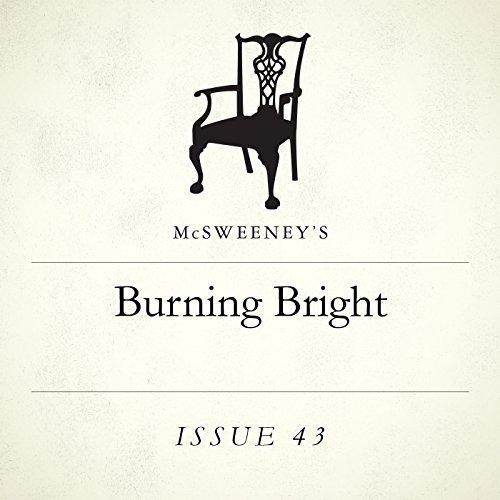 『Burning Bright』のカバーアート