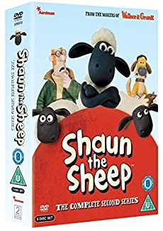 Shaun The Sheep - The Complete Second Series