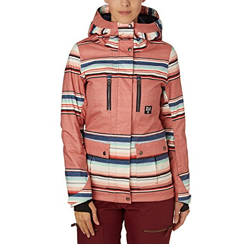 G.S.M. Europe - Billabong Damen Hella Jacken, Blanket White, L