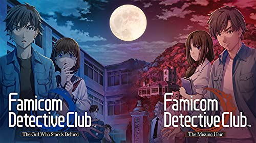 Famicom Detective Club: The Two-Case Collection - Switch [Digital Code]