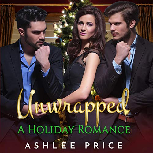 Unwrapped audiobook cover art