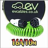 EV Cables CHC001-S(10M) Cavo di Ricarica per...