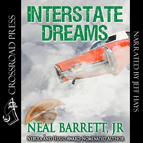 Interstate Dreams audiobook cover art