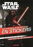 Disney Star Wars - Le réveil de la Force Ep VII - Mes personnages de Star Wars en stickers