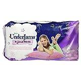 Pampers UnderJams Für Mädchen, Größe L/XL, 27+ kg, 4er Pack (4 x 9 Windeln)