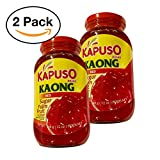 red palm fruit - Kapuso Kaong Sugar Palm Fruit in syrup, Red 340g (12oz), Pack of 2