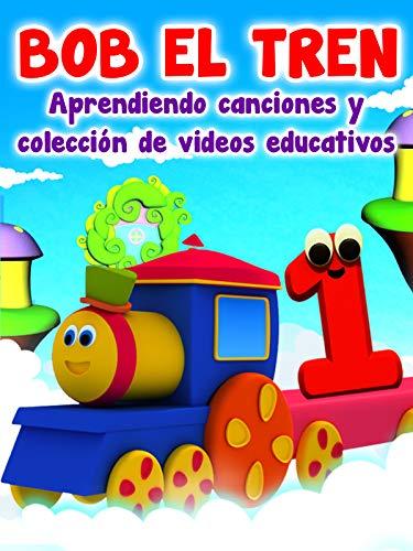 Bob el Tren Aprendiendo Canciones y Colección de Videos Educativos