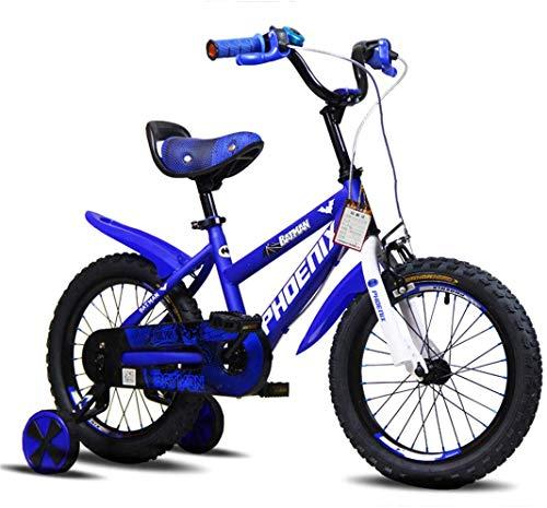 Fee-ZC Creing Bike met 2 hulpwielen en remmen voor en achter.