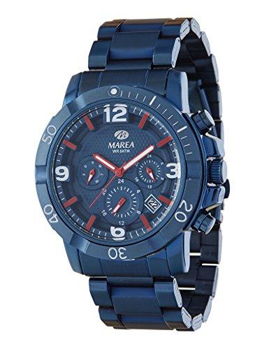 Reloj Marea Hombre B41207/4 Acero Multifunción