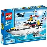 レゴ (LEGO) シティ フィッシングボート 4642