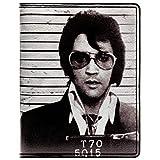 Cartera de Elvis Presley The King of Rock & Roll Fotografía de detenido