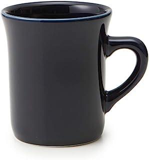 TAMAKI マグカップ コージー ネイビー 直径12.3×奥行9.3×高さ10.8cm 420ml 電子レンジ・食洗機対応 日本製 T-893395