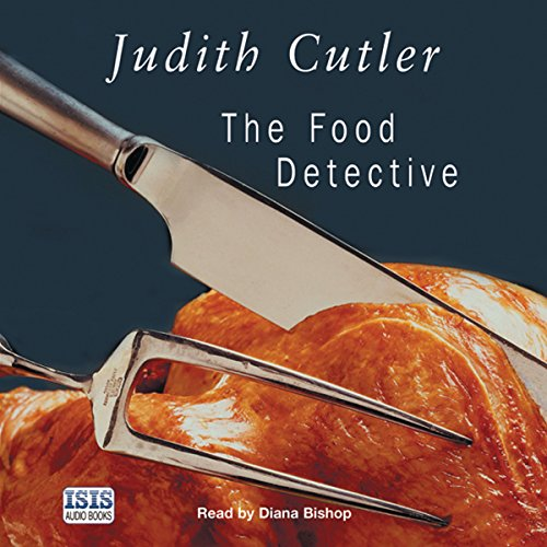 The Food Detective audiobook cover art