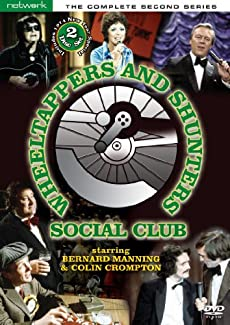Wheeltappers And Shunters Social Club - The Complete Second Series