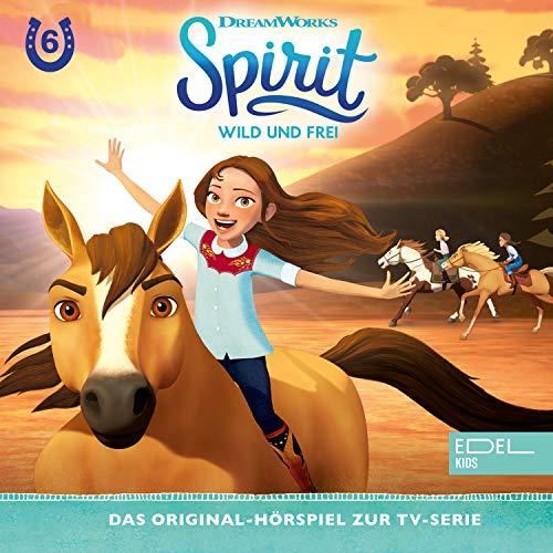 Folge 6: Der Schneesturm / Das große Rennen (Das Original-Hörspiel zur TV-Serie)