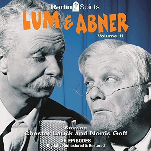 Lum & Abner, Volume 11  By  cover art