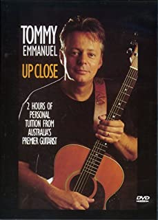 Tommy Emmanuel- Up Close