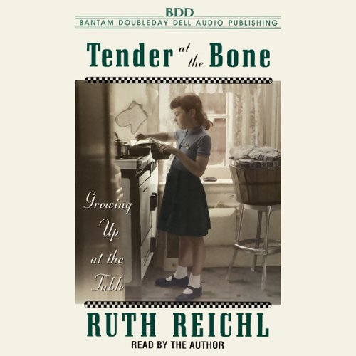 Tender at the Bone audiobook cover art