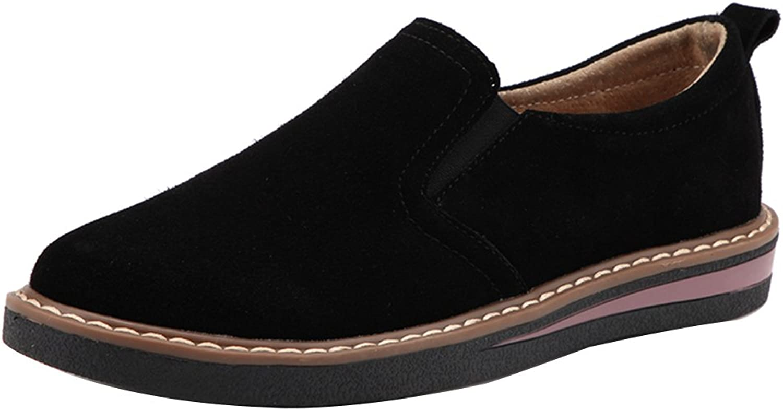 Kyle Walsh Pa Women Classic Slip-On Flat Heel shoes Black