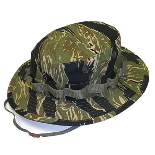 Government Jungle (Boonie) Hat - Tiger Stripe (XS (6 3/4))