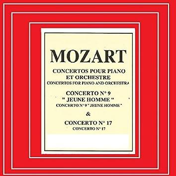 Mozart - Concerto Nº 9 , Nº 17