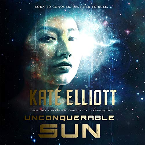 Unconquerable Sun audiobook cover art