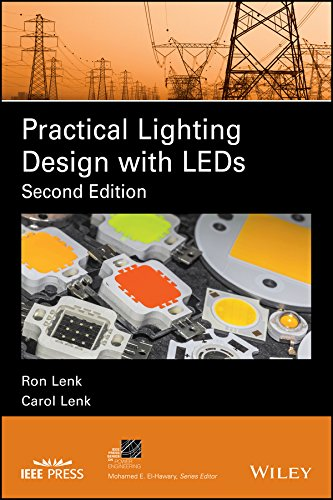 Practical Lighting Design with LEDs (IEEE Press Series on Power Engineering)の詳細を見る