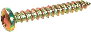 Kit 200 pç Parafuso Cabeça Panela Philips 6,0 X 50 para Bucha 8 mm