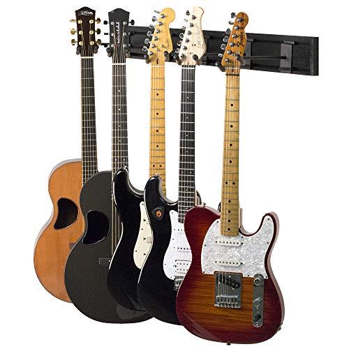 3. String Swing SW5RL-B-K Guitar Keeper Bundle