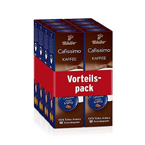 Café Tchibo Cafissimo puissant 80 capsules