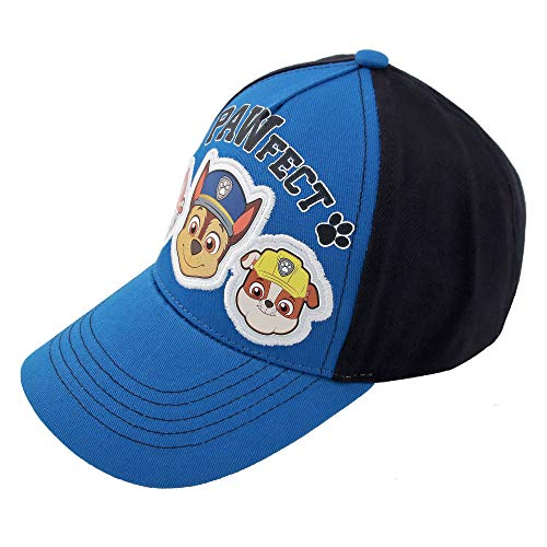 Nickelodeon Paw Patrol Baseball Cap, Blue, Little Boys, Ages 4-7