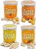 Caja de merienda de Supergarden - Frutas y Bayas Liofilizadas (Tropical)