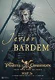 Pirates of The Caribbean : SALAZAR'S Revenge - Javier