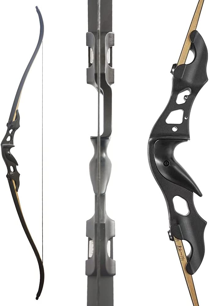 NC93 Black Hunter 60 Inch Metal Max 43% OFF Detachable Factory outlet Hunting Riser Outdoor