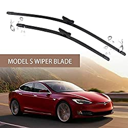 tesla model s windshield wiper blades replacement