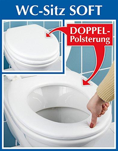 WENKO WC-Sitz Soft