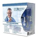 Extensor y ampliador masculino médico para aumentar la miembro. Desarrollado por el laboratorio Andromedical