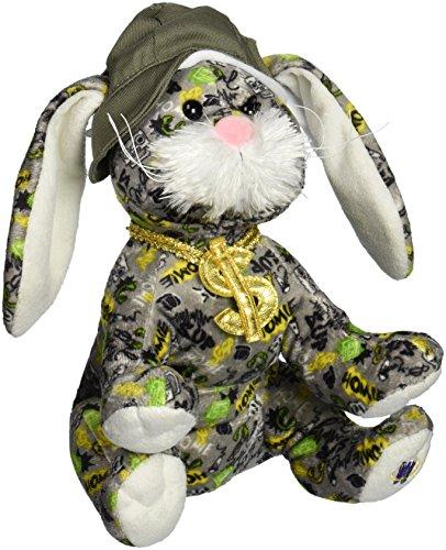 Webkinz Rockerz Bunny 8.5' Plush