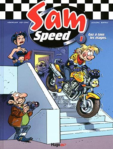 Sam Speed tome 1 Gaz à tous les étages (1)
