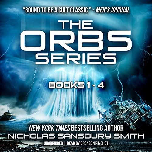 The Orbs Series Box Set: Books 1-4 cover art