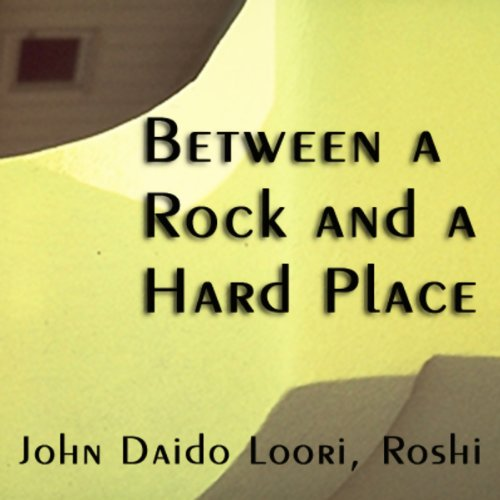 Between a Rock and a Hard Place audiobook cover art