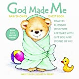 Baby Shower Guest Book: God Made Me: Baby Shower Guest Book Alternative Baby Shower Guest Book for Girls for Boys (Baby Books Christian)
