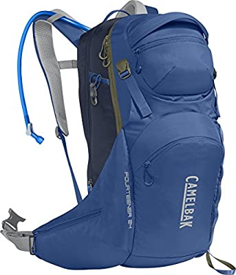 CamelBak Fourteener 24 100 oz Hydration Pack, Galaxy Blue/Navy Blazer