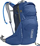 CamelBak Fourteener 24 100 oz Hydration Pack, Charcoal/Rust Orange