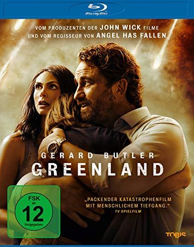 Produktbild von Greenland [Blu-ray]