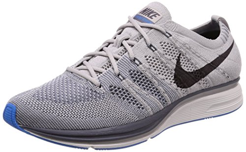 Zapatilla Nike Flyknit Trainer Hombre Gris 42