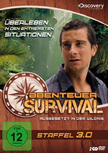 Abenteuer Survival - Staffel 3.0 [2 DVDs]